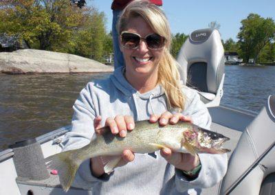 women who fish